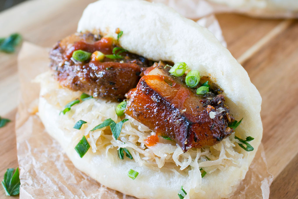 The Most Amazing BBQ Pork Bun
